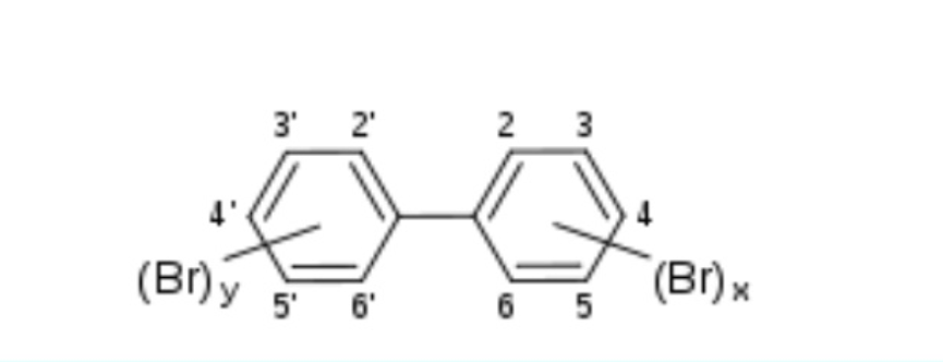 polybrominated diphenyl